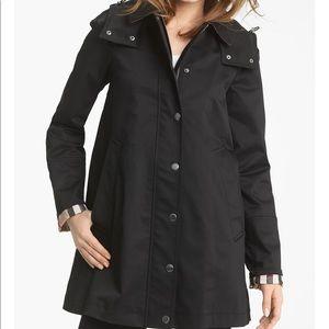 Burberry Brit Bowpark rain jacket BARLEY WORN